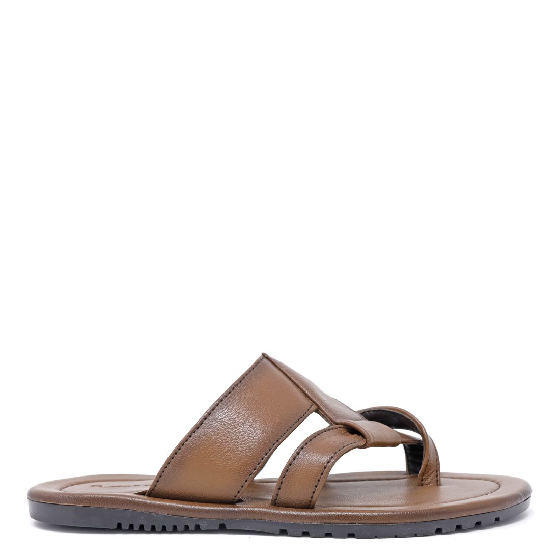 STYLE FACTOR TAN CASUAL CHAPPALS FOR MEN SF-A26